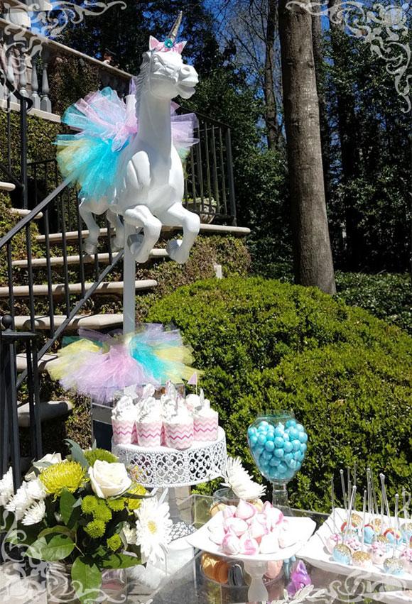 Pony Rides Birthday Parties and Events | Atlanta Princess Parties